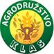 Logo společnosti AGRODRUŽSTVO KLAS